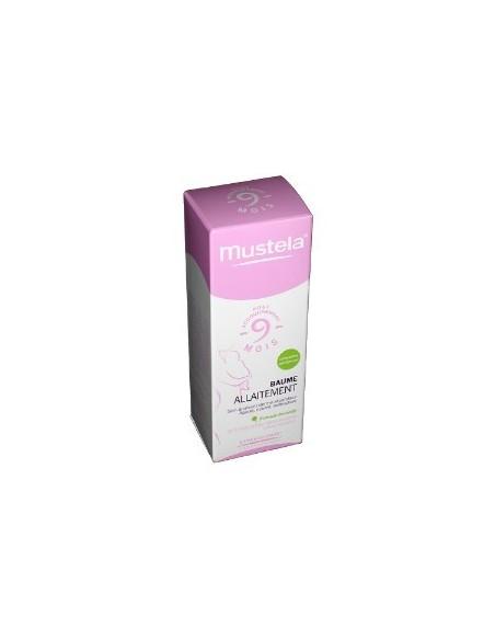 Mustela 9 meses Bálsamo Lactancia Cuidado del Pezón, 30ml