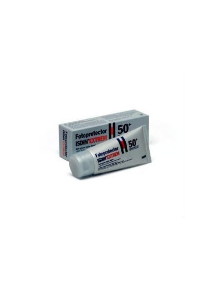 Isdin Fotoprotector Extrem SPF50+ Gel-Crema Tacto Ligero, 50ml