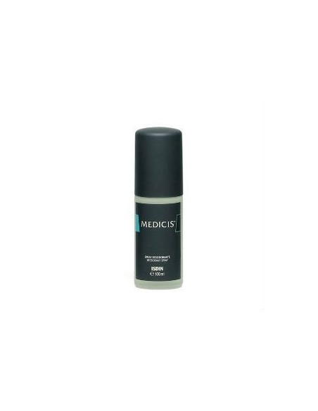 Isdin Medicis Desodorante Natural Spray, 100ml