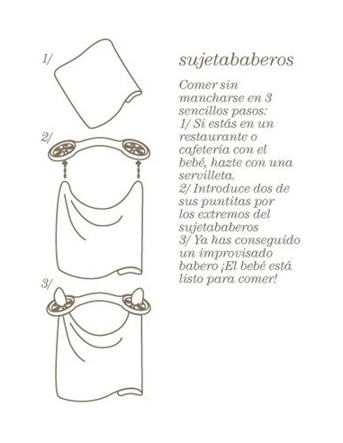 Suavinex Cubierto infantil On The Go Cuchara + portacucharas + sujeta-baberos, 1Ud