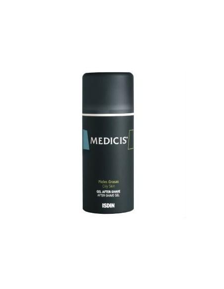Isdin Medicis After Shave Gel Especial Piel Grasa, 100ml
