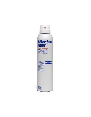 Isdin Aftersun Spray Efecto Inmediato, 200ml