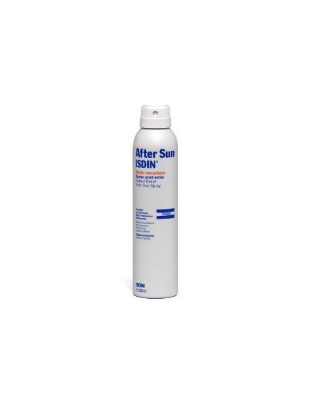 Isdin Aftersun Spray Efecto Inmediato, 200ml