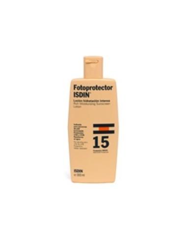 Isdin Fotoprotector SPF15 Loción, 300ml