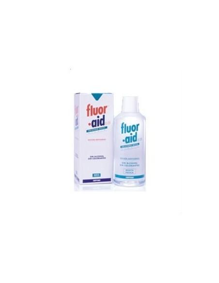 Fluor Aid Colutorio, 500ml