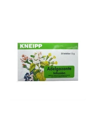 Kneipp Adelgazante Infusión, 40 Filtros