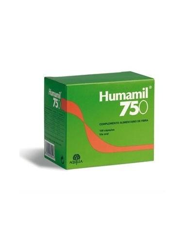 Aquilea Humamil 750 mg, 100 Cápsulas