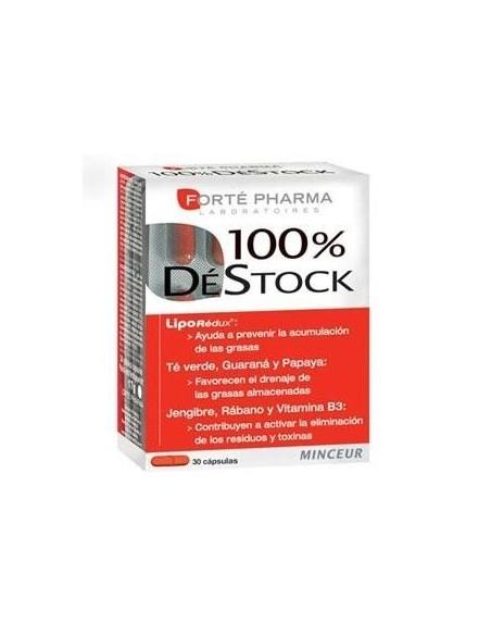 Forté Pharma 100 % Déstock, 30 Cápsulas