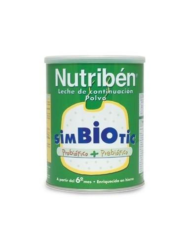 Nutriben Leche Simbiotic, 900g