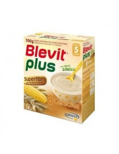 Ordesa Blevit Plus Superfibra 8 cereales, 700g