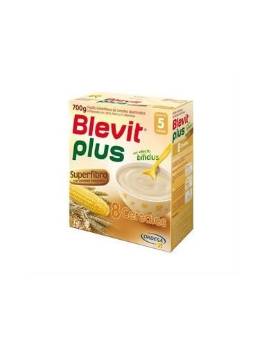 Ordesa Blevit Plus Superfibra 8 cereales, 700g