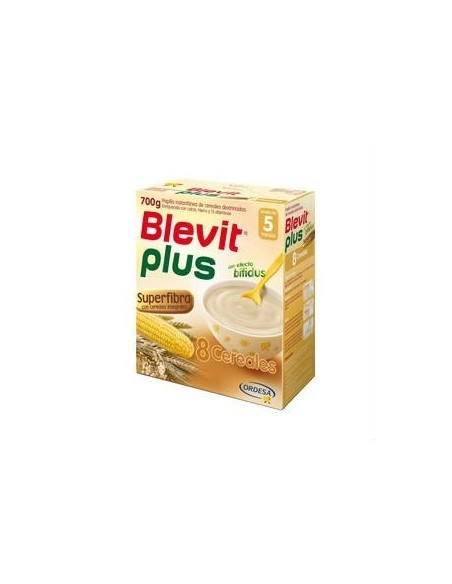 Ordesa Blevit Plus Superfibra 8 cereales, 600g