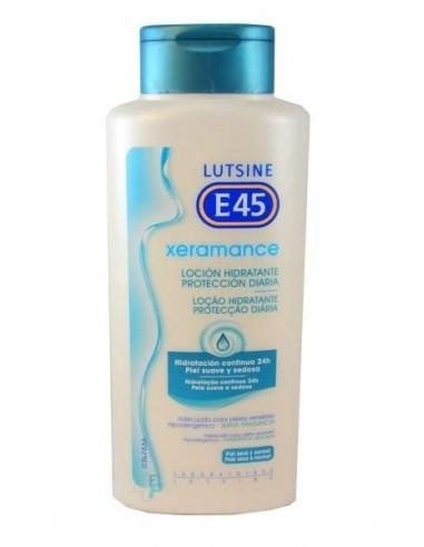 Lutsine Xeramance Fluido Hidratante Protector, 400ml