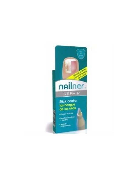 Nailner Repair Stick Aplicador Antihongos para Unas, 4ml