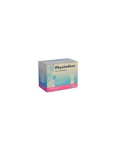 Physiodose Limpieza Nasal Monodosis 5ml, 30Ud