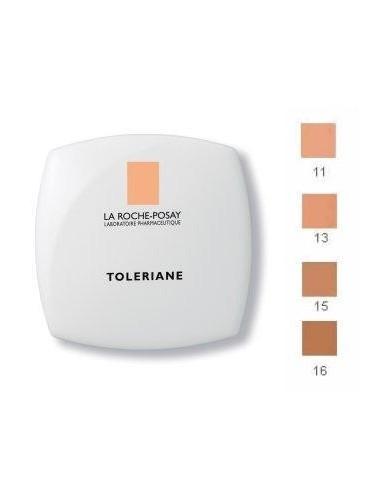 La Roche Posay Toleriane Fondo De Tono Corrector Compacto Nº 11 Beige Claro