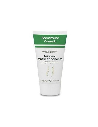 Somatoline Cosmetic Vientre y Caderas, 150ml