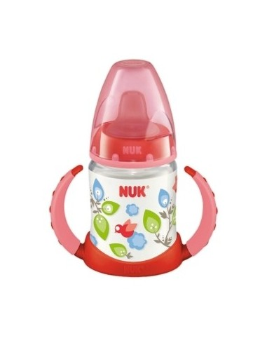 Nuk Biberón de PP First Choice Entrena +6m, 150ml
