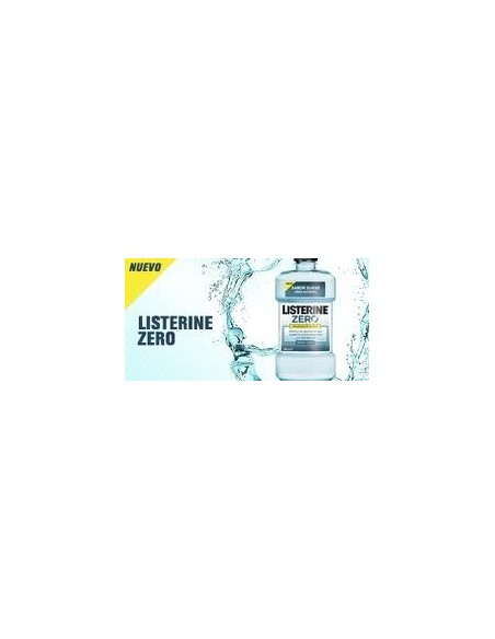 Listerine Zero, 500ml