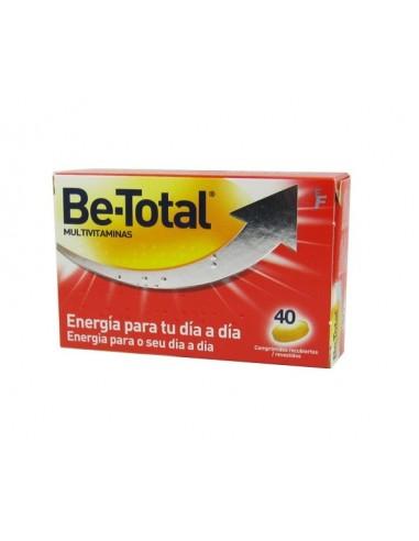 Be-Total Multivitaminas, 40 comprimidos