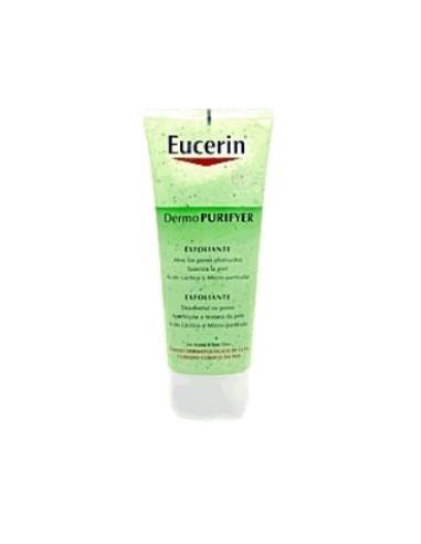 Eucerin DermoPurifyer Exfoliante Piel Grasa, 100ml