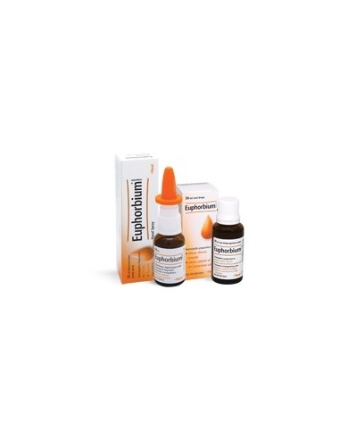 Euphorbium Spray Nasal, 20ml