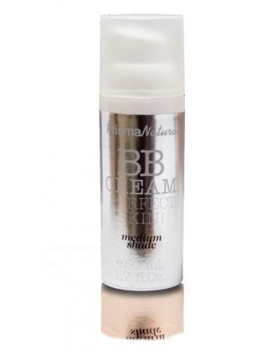 Prisma Natural BB Cream Perfect Skin Tono Medium Oscuro, 50ml