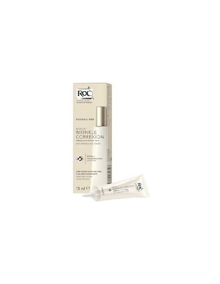 RoC Retin-Ox Wrinkle Correxion Contorno Ojos Antiarrugas, 15ml