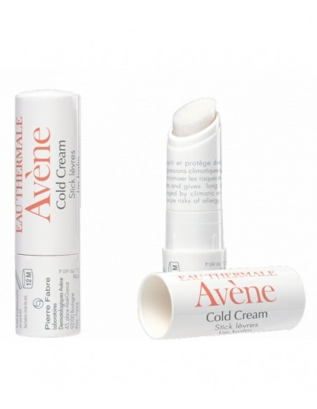 Avene Stick Labial al Cold Cream, 4g