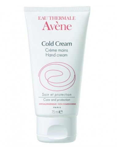 Avene Crema de Manos al Cold Cream, 75ml