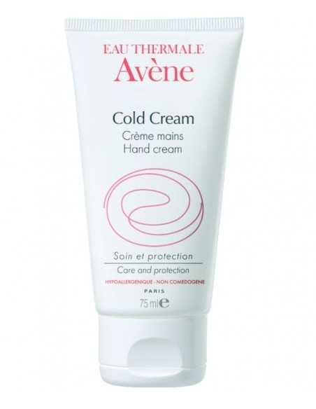 Avene Crema de Manos al Cold Cream, 75ml