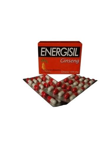 Energisil Ginseng 1000 mg, 30 Cápsulas