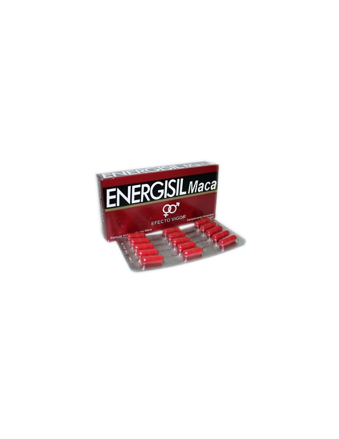 energisil maca ereccion