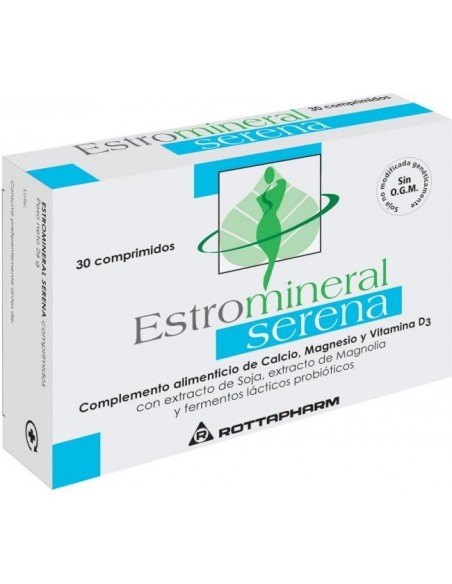 Estromineral Serena, 30 Comprimidos