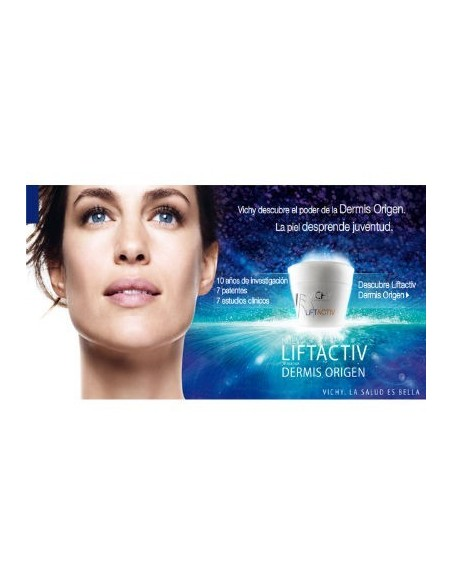 Vichy Liftactiv Dermis Origen Noche Crema Antiarrugas, 50 ml