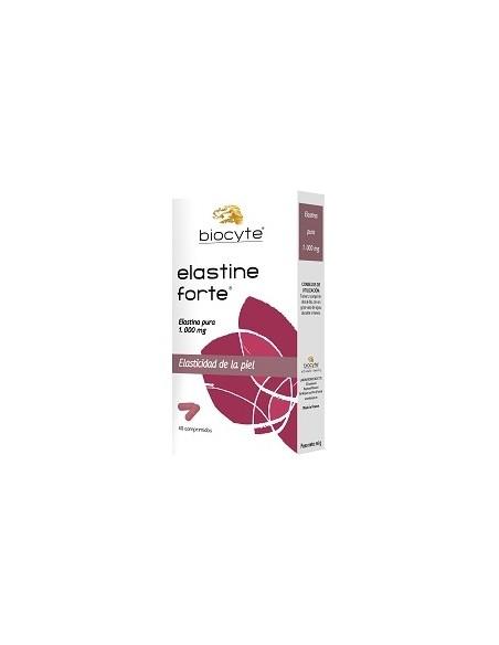 Biocyte Elastine Forte, 40 Comprimidos