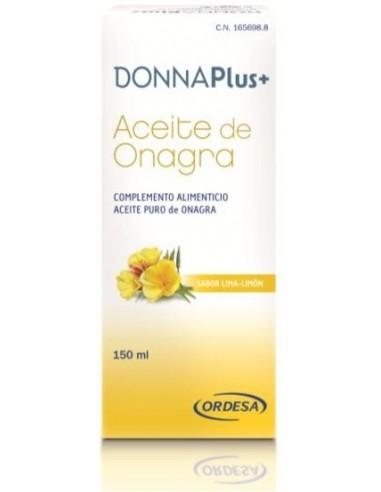 DonnaPlus+ Aceite Puro de Onagra, 150ml