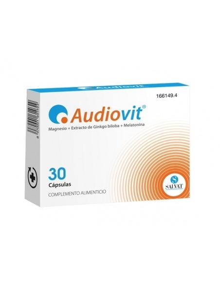 Audiovit, 30 Capsulas