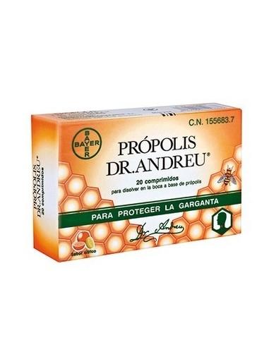 Própolis Dr. Andreu, 20 Comprimidos