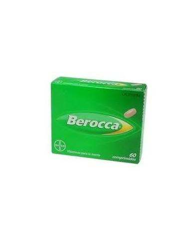 Berocca, 60 comprimidos