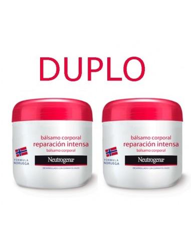 Neutrogena Bálsamo Corporal Reparación Intensa, 300ml + REGALO 300ml