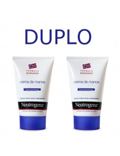 Neutrogena DUPLO Crema de Manos Concentrada, 2x 50ml