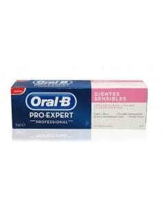 Oral-B Pro-Expert Pasta dentífrica con Fluor Dientes Sensibles, 75ml