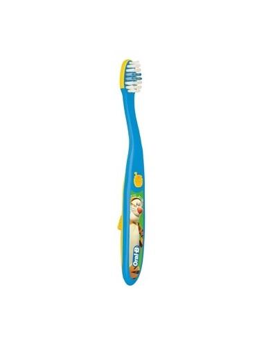 Oral-B Cepillo Stages 2 2-4Años, 1Ud