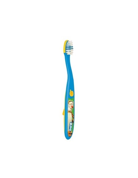 Oral-B Cepillo Dental Infantil Stages 2 2-4 Años, 1Ud