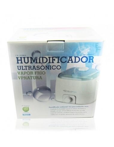 VP Pharma Humidificador Ultrasónico Vapor Frío VPNatura