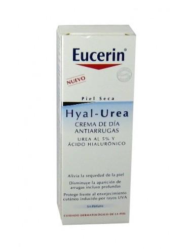 eucerin hyal urea crema d a antiarrugas piel seca 50ml arrugas. Black Bedroom Furniture Sets. Home Design Ideas