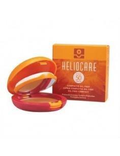 Heliocare Compacto Oil Free Brown SPF 50, 10gr