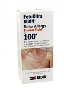 Isdin FotoUltra Solar Allergy Fusion Fluid SPF100+, 50ml