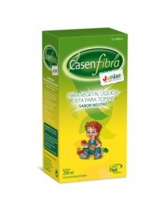 CasenFibra Junior Fibra vegetal líquida 200ml